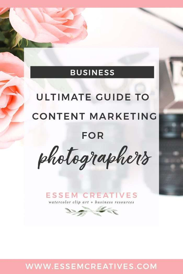 Ultimate Guide to Content Marketing for Photographers | Do you wish to stand out from the other photographers in your region? If yes, then read on to find out how to build an online presence which grows steadily, brings you more leads than you can take & not be dependant on social media.