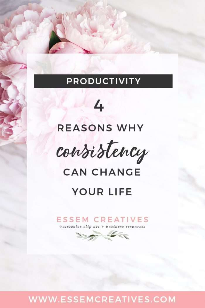 Are you tired of trying everything to achieve your goals? Try this instead - Get consistent with ANY thing. Read on to find out why consistency in ANY area of your life can improve ALL other areas and help you achieve your goals faster.