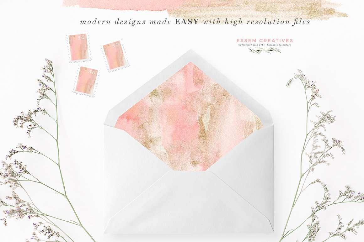 Peach Invitations Wedding as Inspiring Template To Make Inspirational Invitation Sample