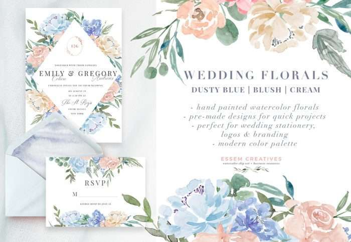 Floral watercolor wedding invitations, Watercolor Flowers Clipart PNG Digital Download. Watercolor Flowers PNG Clipart, Blue Watercolor Flowers Background, Boy Baby Shower Invitations. French blue wedding. Dusty blue wedding. Slate blue wedding. Blue wedding cake. French blue table setting. Dusty blue wedding cake. Slate blue bridesmaids. Black tie wedding. Summer wedding. Spring wedding. DIY bride. Cheap wedding invitations. Elegant wedding invitations. Blue and green wedding. Greenery wedding. Wedding menus. Wedding Etiquette. Elegant wedding. Classic wedding. Formal wedding. Whimsical wedding. Bohemian wedding. Click to see more>>