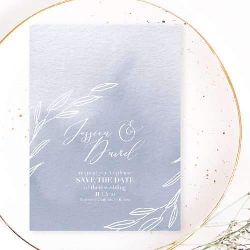 Dusty Blue Watercolor Save the Date Template Background | Dusty Blue Watercolor Backgrounds Splashes | Make your own affordable romantic luxe dusty blue watercolor wedding invitations, table numbers, welcome signs, unplugged ceremony sign, place cards, bridal shower invites, bridesmaids proposal box gift labels, favor tags, birthday party invites, logo and website branding and more. Instant download & commercial use graphics. Click to see more>>