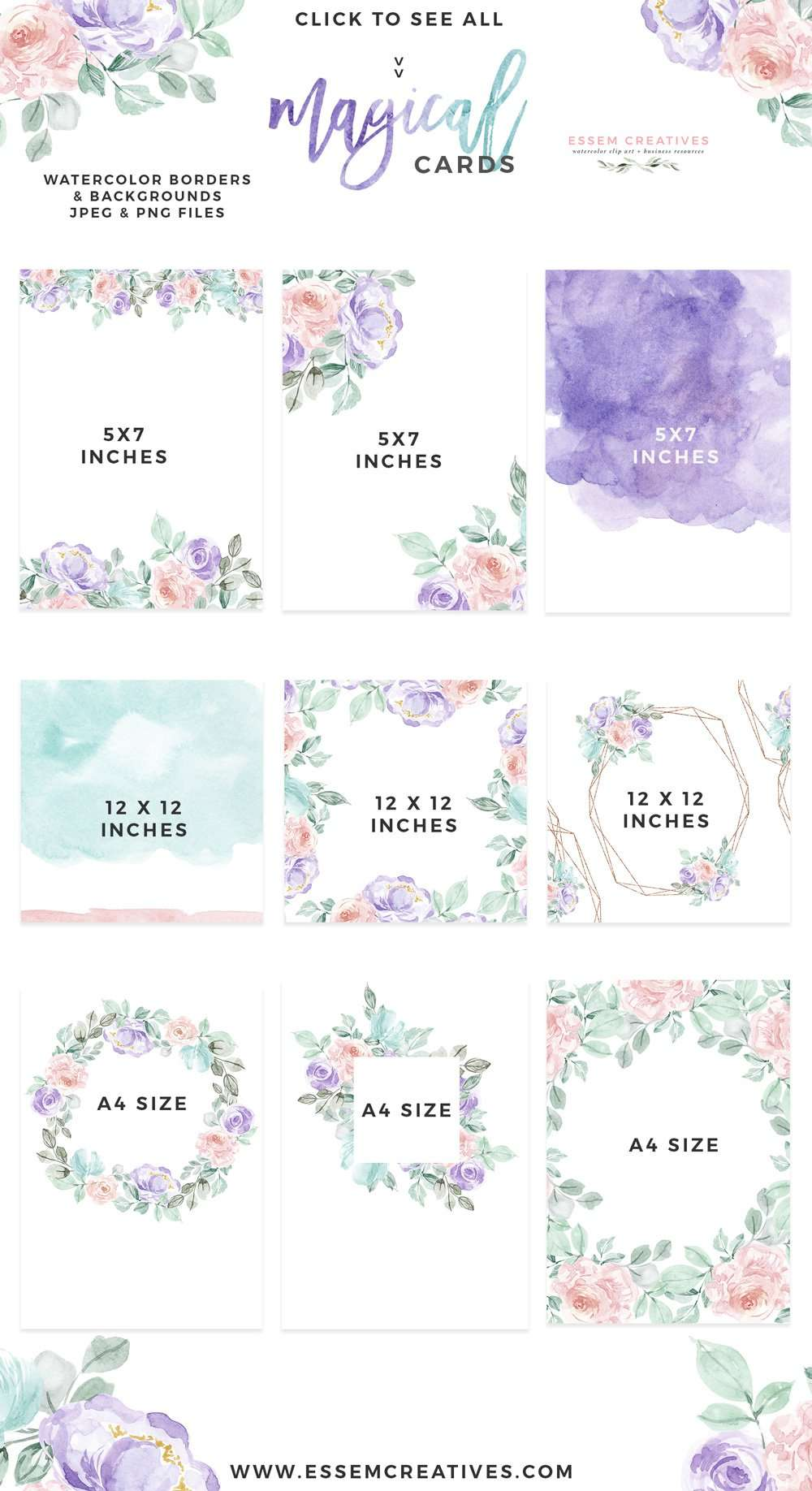 watercolor floral card border png background vintage purple pink table number wedding invitation signs watercolor floral card border png background vintage purple pink table number wedding invitation signs