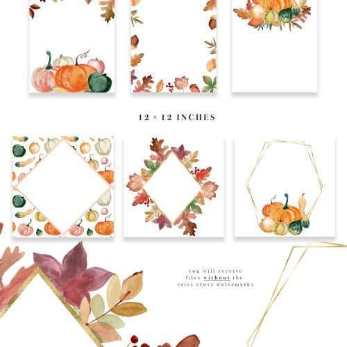 $7.90 Instant Digital Download: Rustic Watercolor fall card borders and background clip art, Fall Wedding Bridal Shower Birthday Party Baby Shower Thanksgiving Halloween invitation cards decor 2019 2020 2021, Fall home decor nursery decor, Fall Save the Date card, Photo frame, Scrapbooking supplies, Autumn Burgundy yellow orange red gold Watercolor Graphics Illustrations, Geometric fall floral leaf frames, Planner stickers dashboard. Click to see more>> #fall #watercolorborder #fallwedding