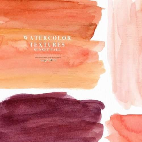Orange Burgundy Blush Watercolor Splash Clipart Watercolour Rectangles | Watercolor Textures Patterns Graphics, Dusty Orange Watercolor Wedding Invitation Background 2019 2020 2021, Wedding Decor Inspiration Ideas, Save the Date Invites, Bridal Shower, Baby Shower, Birthday Party, Planner Stickers, Watercolor Abstract Digital Paper, Scrapbooking, Fabric, Photography Backdrop, Watercolour Modern logo & brand website blog design. Click to see more>> #watercolor #watercolorinvitations