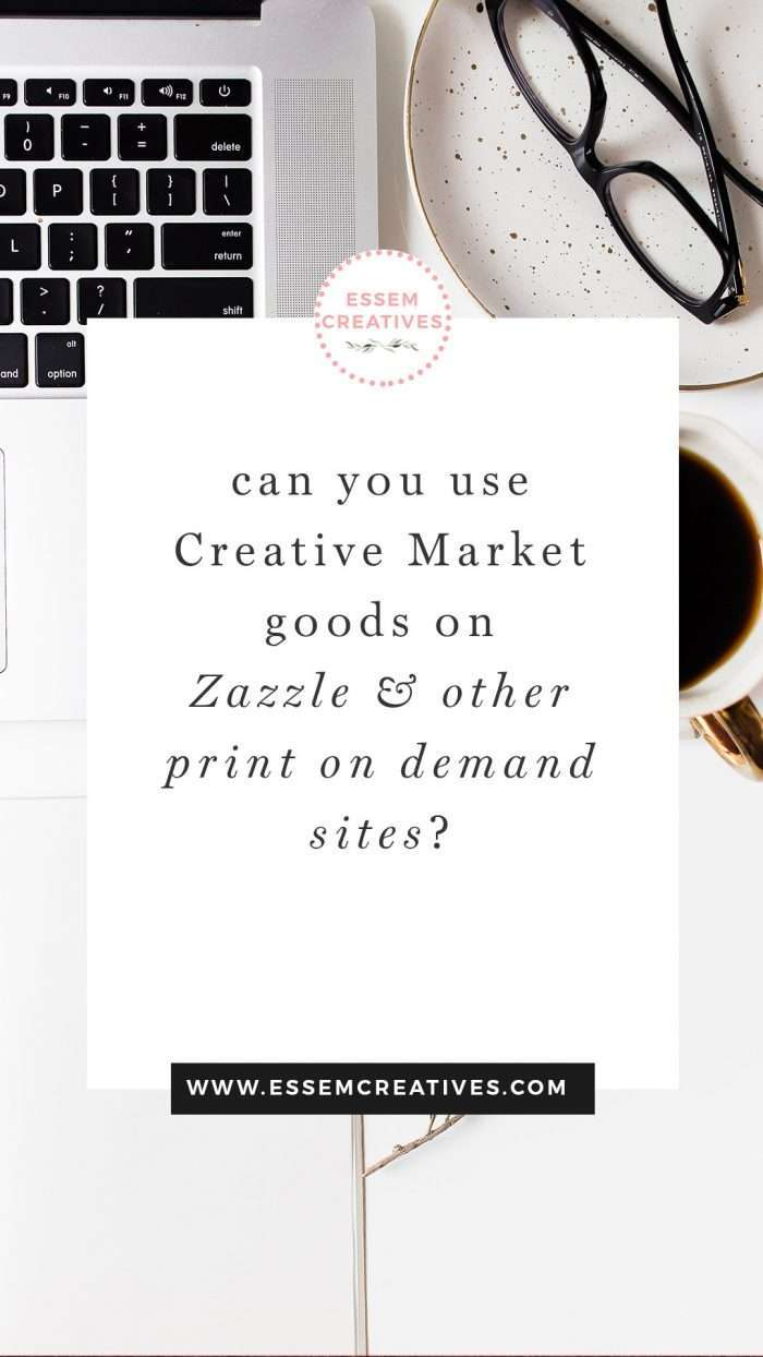 Can you use creative market goods on zazzle and print on demand sites? The answer much shock you. Read on to find out, and see if you need to make any changes. May be you are planning to start a home based invitations or freelance graphic design business? This post will throw some light on this important subject! Click to read more>> #creativemarket #printondemand #zazzle #graphicdesigner