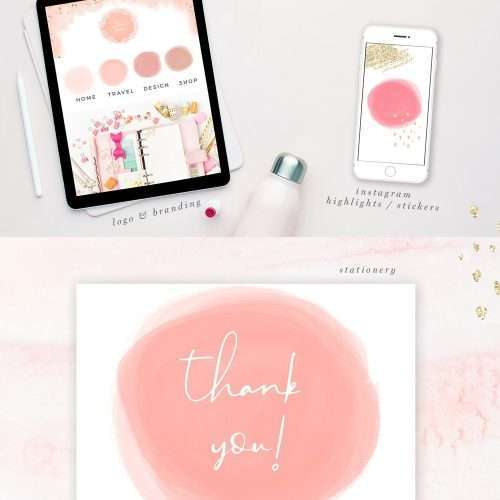 ROUGE Pink Watercolor Circles Shapes Clipart Graphics Instant Download Commercial Use | These are perfect for creating watercolor labels, bullet journal, save the date cards, wedding invitations, photography marketing material, feminine logo and blog brand, birthday party, baby shower, bridal shower invitations, valentines and galentines day cards, planner stickers, planner dashboard decor, wall art prints. #watercolor #watercolortexture #invitations #planner #digitalplanner #plannerstickers