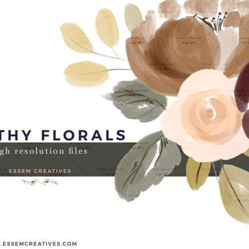 Earthy Fall Floral Watercolor Clipart Background Border Wreath Bouquet Corners Frames Graphics   These are perfect for creating fall floral wedding invitations, watercolor halloween invites, thanksgiving invitations, gender neutral baby shower invitations, save the date cards, photography marketing, feminine logo blog brand, birthday party, bridal shower, planner stickers, planner dashboard decor, wall art prints. #thanksgiving #clipart #watercolorfloral #weddinginvitations #scrapbooking
