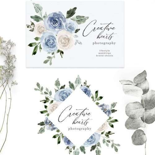 Azure Blue Watercolor Flowers Clipart, Pale Dusty Blue Graphics Background Card Borders Templates | Blue Floral Watercolor Wedding Invitation, Bridal Shower, Boy Baby Shower Card Invite, Birthday Party, Birth Announcement, Instagram Stickers, Digital Stickers, Planner Stickers, Graphic Design Resources for Invitations, Stationery, Scrapbook Paper, Sublimation Design Ideas, Print and Cut Circuit Crafts and more | Click to see more>> #watercolor #diyweddinginvitations #diywedding