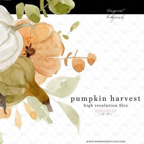Pumpkin Harvest Floral Clipart, Watercolor Fall Thanksgiving Border Frame for Invitations PNG   Floral watercolour wedding invitations, save the date card, gender reveal party invites, gender neutral baby shower invitations, posters flyers, scrapbooking resources, surface pattern illustration, digital planner stickers, flower logo & brand design, nursery decor, photography backdrop, card borders   Click to see more>>